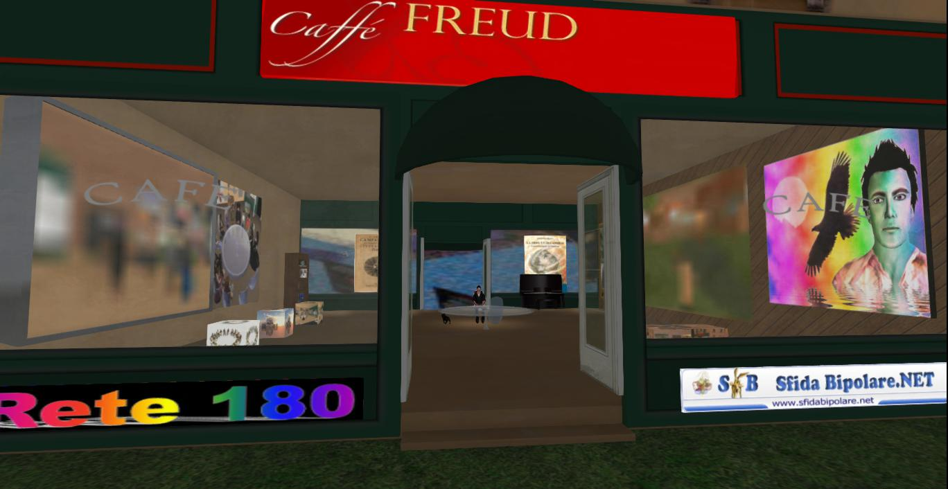 Caffe Freud in Second Life